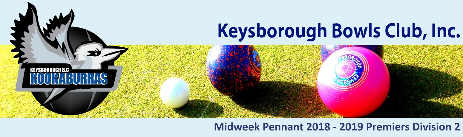 Keysborough Bowls